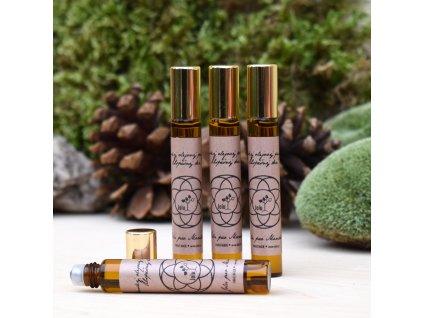 Pánský přírodní parfém ÚSPĚŠNÝ DEN