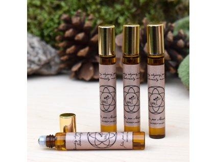 Pánský přírodní parfém DOKONALÝ MUŽ