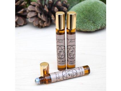 Dámský přírodní parfém JASMÍN