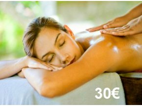 #13 Darčekový poukaz: Kredit 30 EUR.