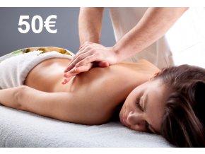 #14 Darčekový poukaz: Kredit 50 EUR.