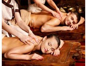 #24 Darčekový poukaz: Partnerská masáž 2x120 min.