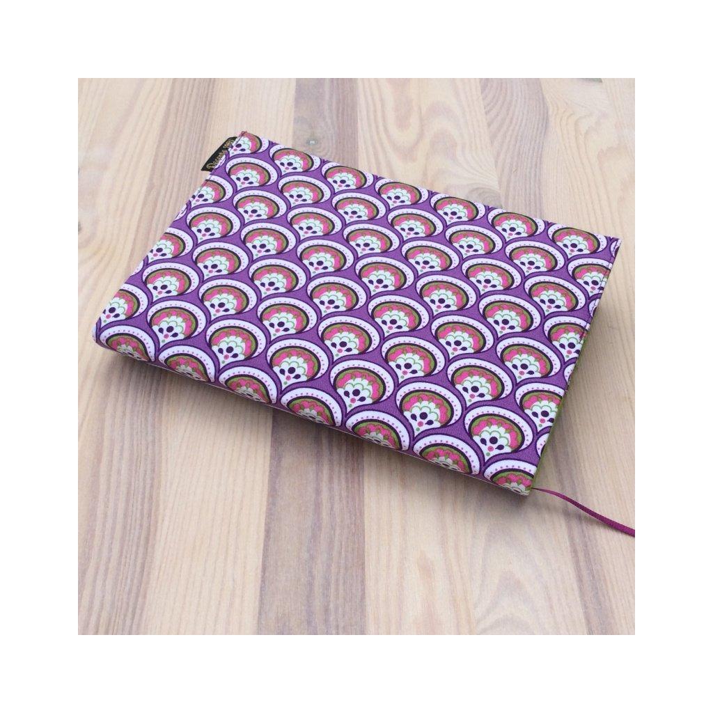 Obal na knihu Vzory fialové, M1387