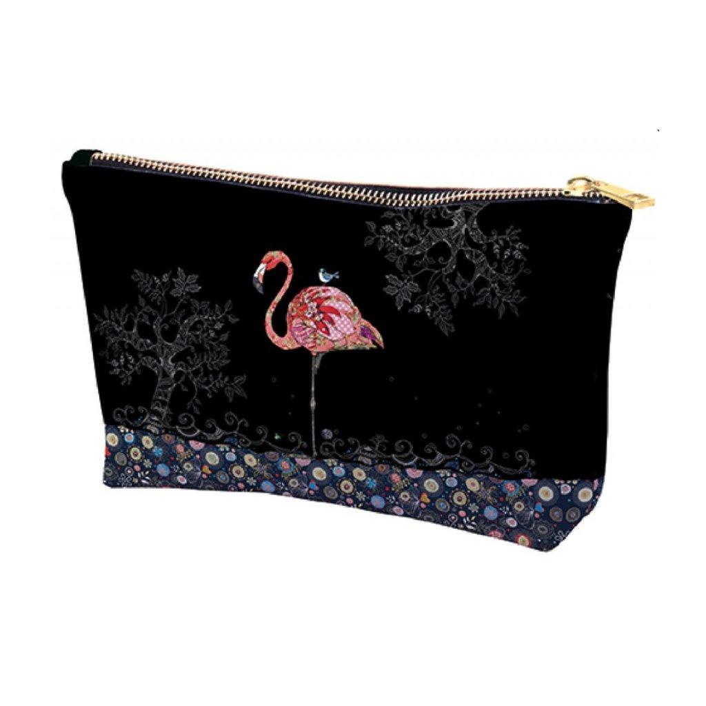 Kosmetická taška Plameňák  BUG ART KIUB