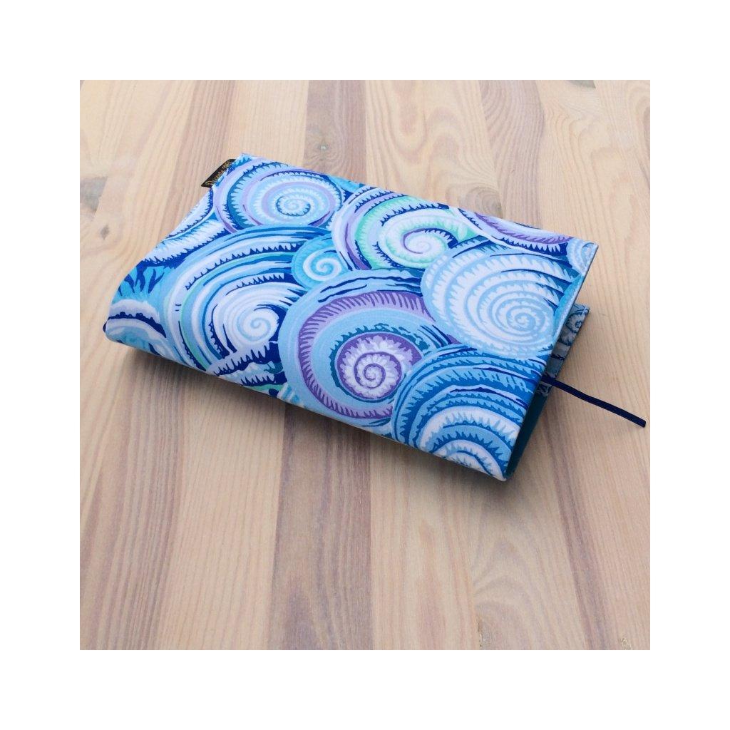 Obal na knihu Spirály modré, S1390