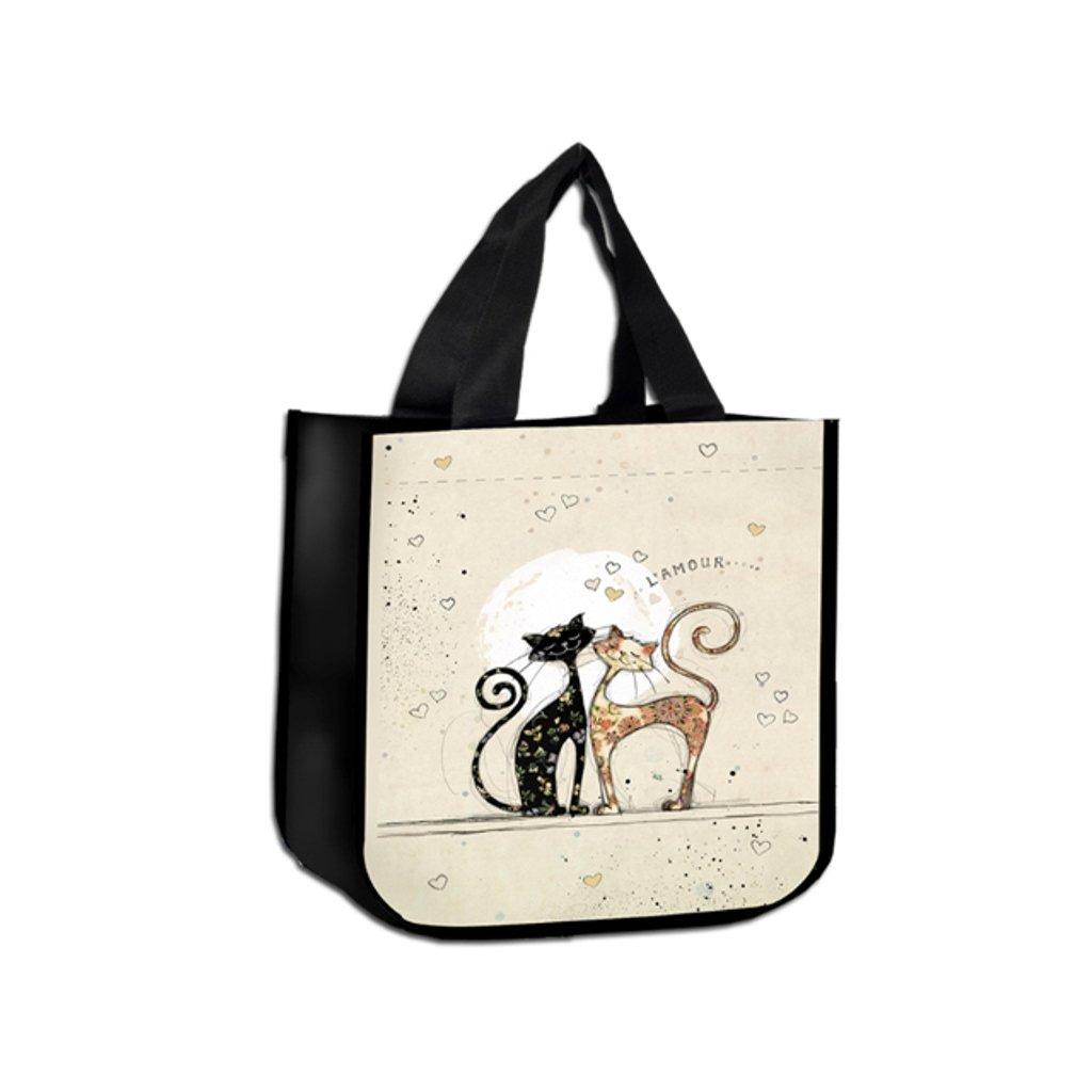 Taška s motivem Zamilované kočky BUG ART-KIUB, SCP01A01