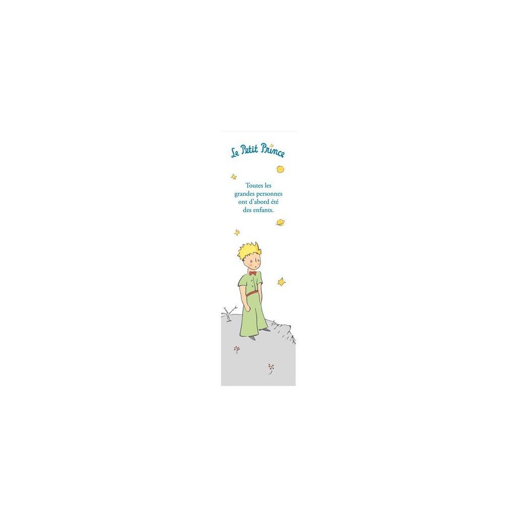 Záložka do knihy Le Petit Prince, Z MPPPR 302