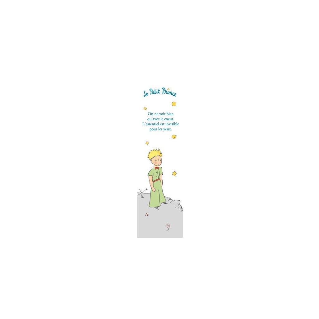 Záložka do knihy Le Petit Prince, Z MPPPR 306
