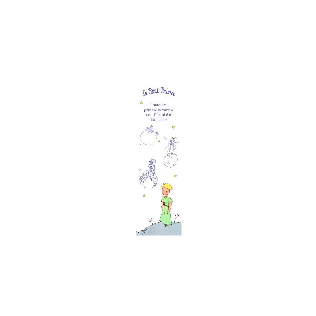 Záložka do knihy Le Petit Prince, Z MPPPR 312