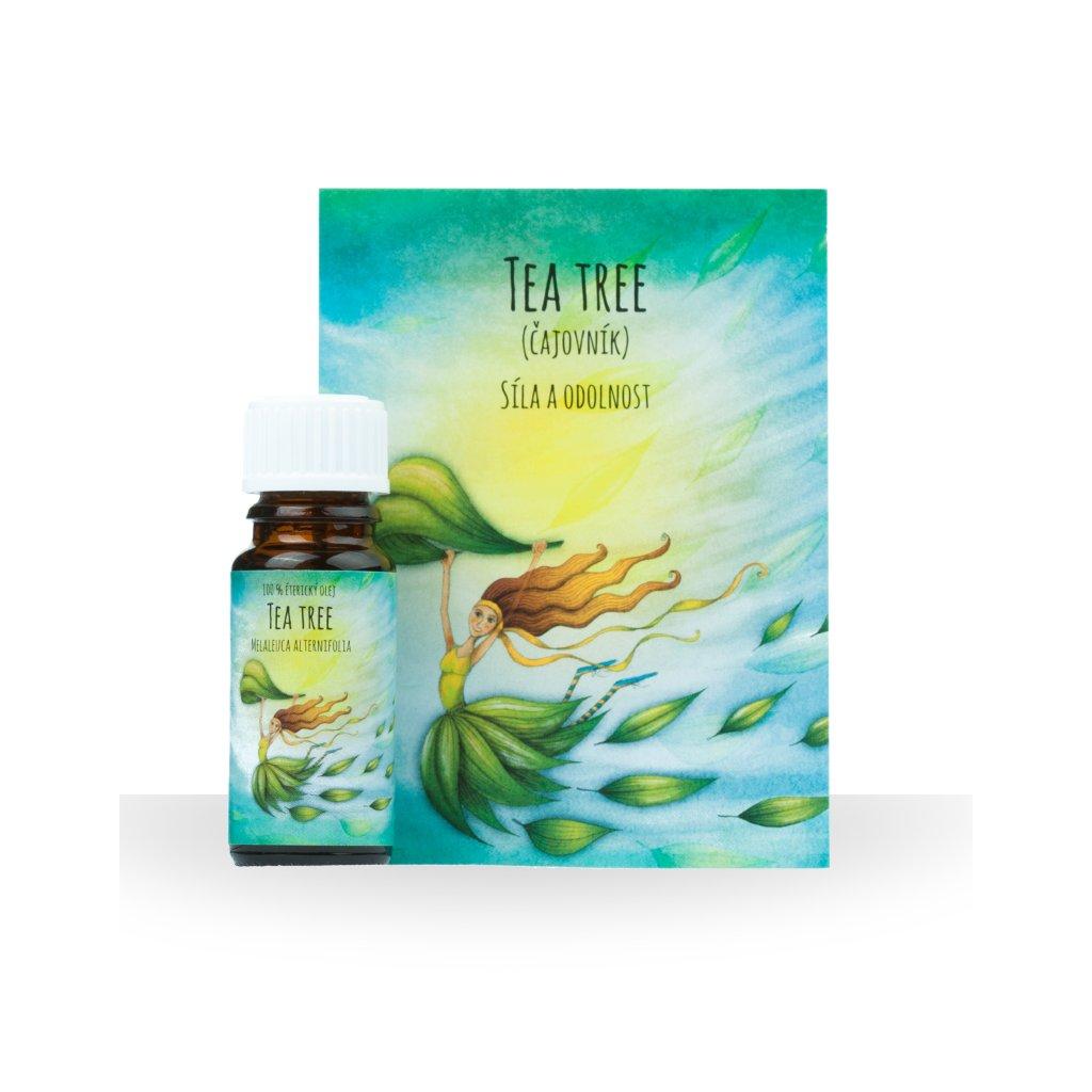 esencialni olej tea tree cajovnik