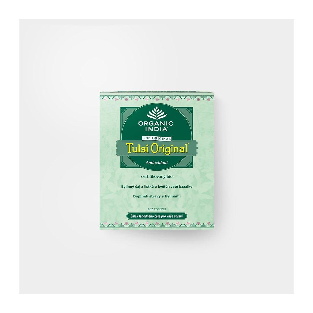 Tulsi Original-Tea BIO sypaný 50 g