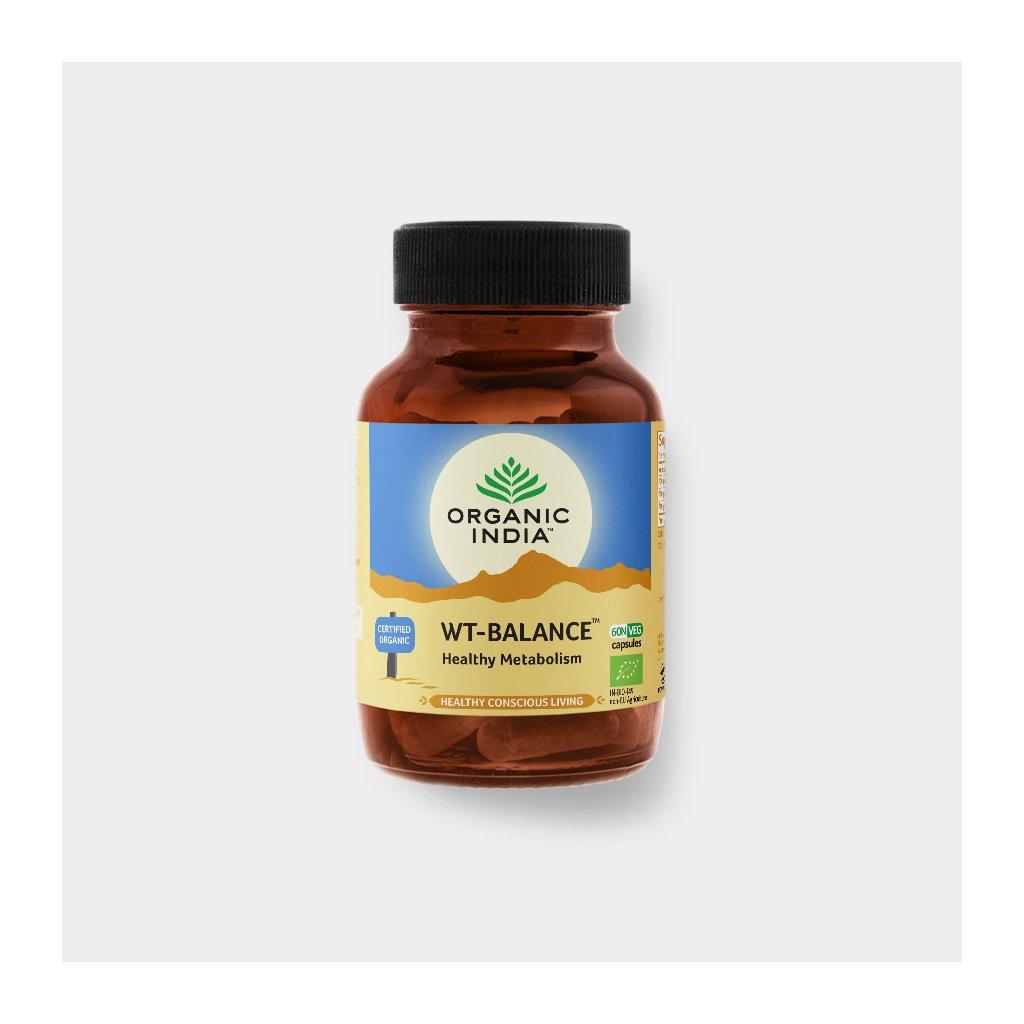 ev organic india kapsle wt balance