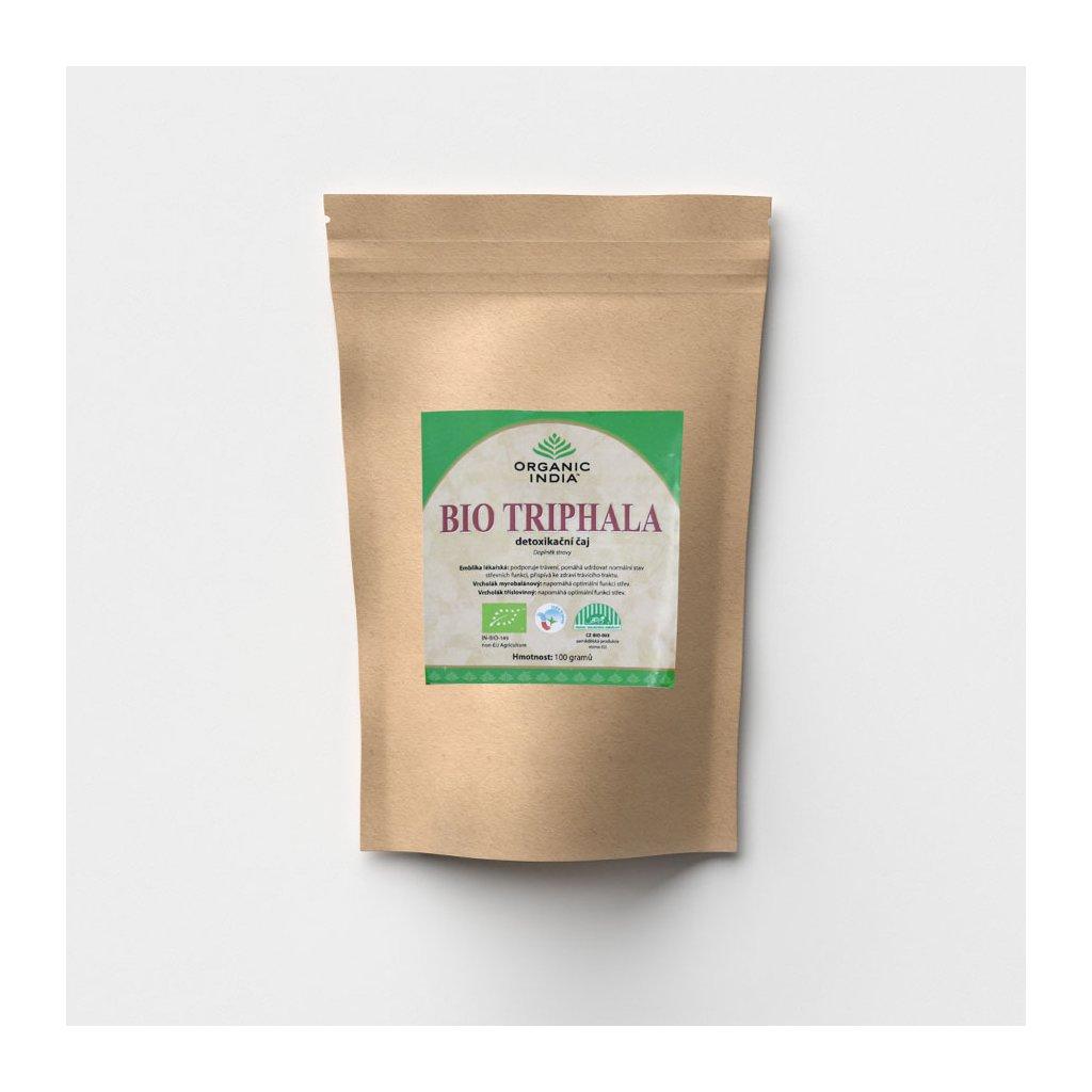 Triphala čaj BIO 100g