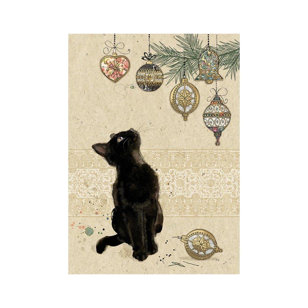 Přání do obálky Bug Art - Kitten Decorations