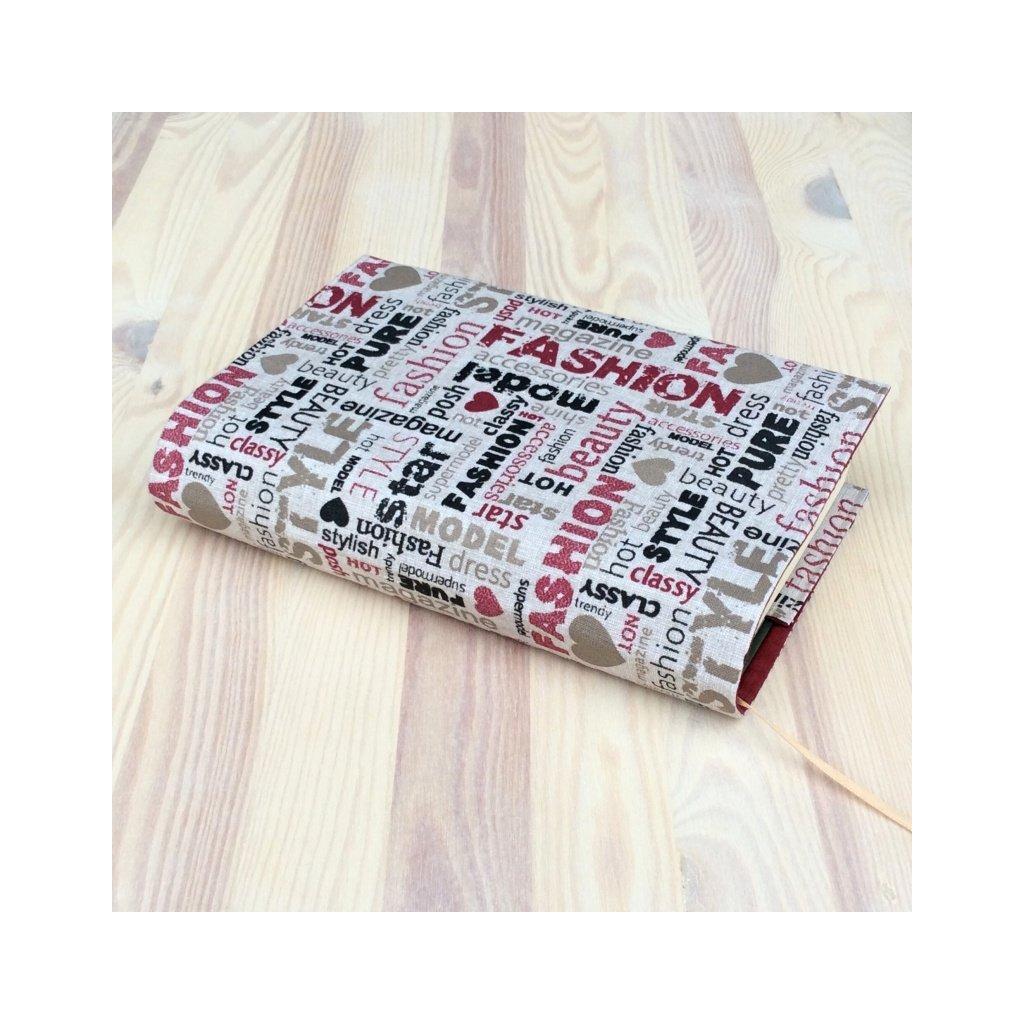 Obal na knihu Fashion, L1016