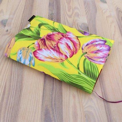 Obal na knihu Tulipán na žluté, M1451