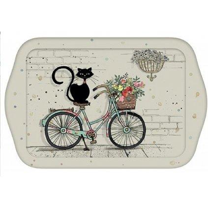 Tác Kočka na kole BUG ART