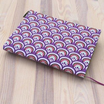 Obal na knihu Vzory fialové, S1387
