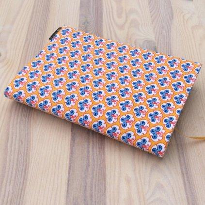 Obal na knihu Vzory oranžové, S1388