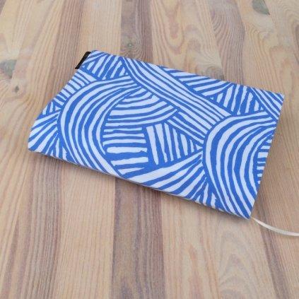 Obal na knihu Vlny modrobílé, S1477