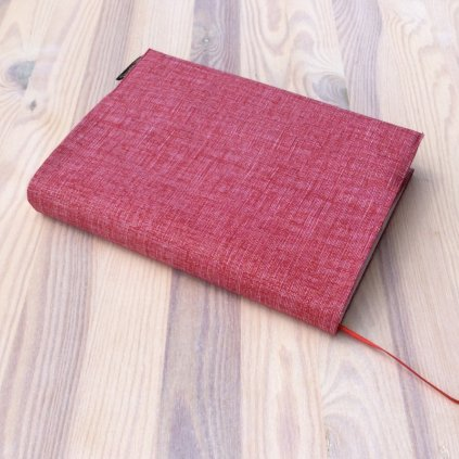 Obal na knihu Červený, UNI-S1344