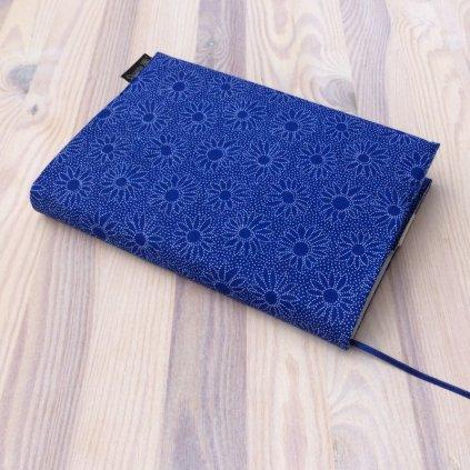 Obal na knihu Kvítky v modré, UNI-S1398