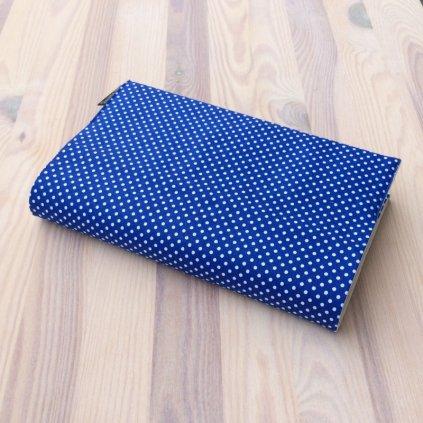 Obal na knihu Puntík stř. modrý, UNI-XS1333