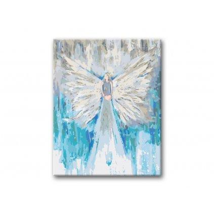 Anděl Love, Malování podle čísel (2)