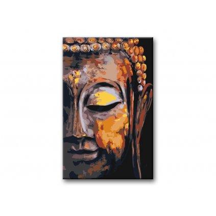 Buddha, Malování podle čísel (2)