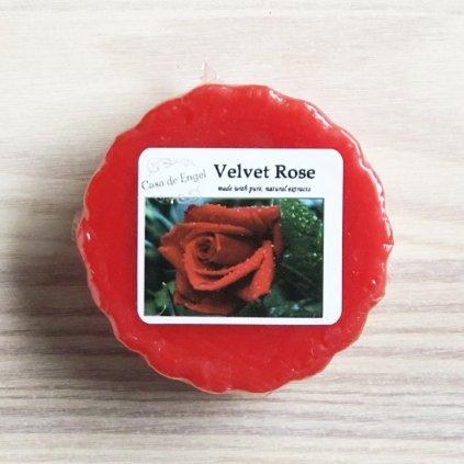 Vosk do aromalampy - Růže