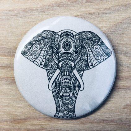 Zrcátko Slon