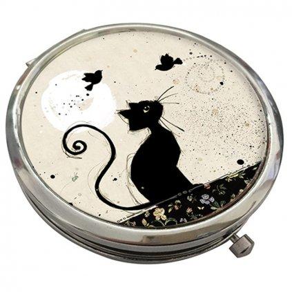 Zrcátko Kočka a ptáčci BUG ART