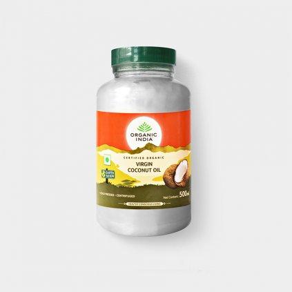 Kokosový olej 500 ml BIO