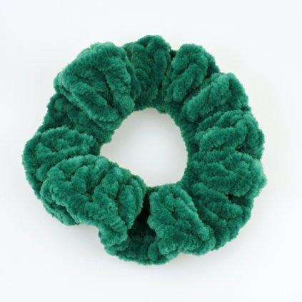 Scrunchies Zelená, Mandarino