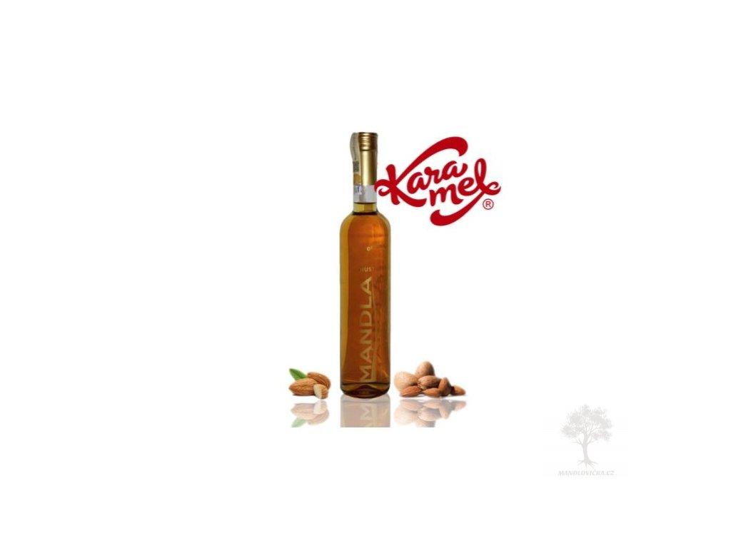 mandla karamel log