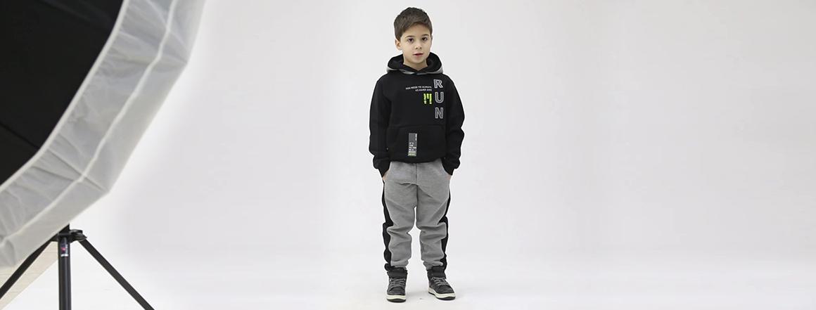 oblečeni pro kluky