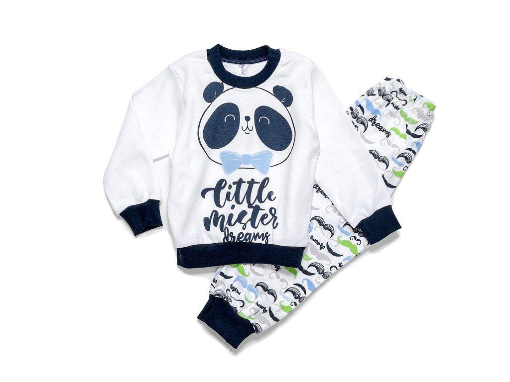 "Chlapecké pyžamo ""PANDA"""