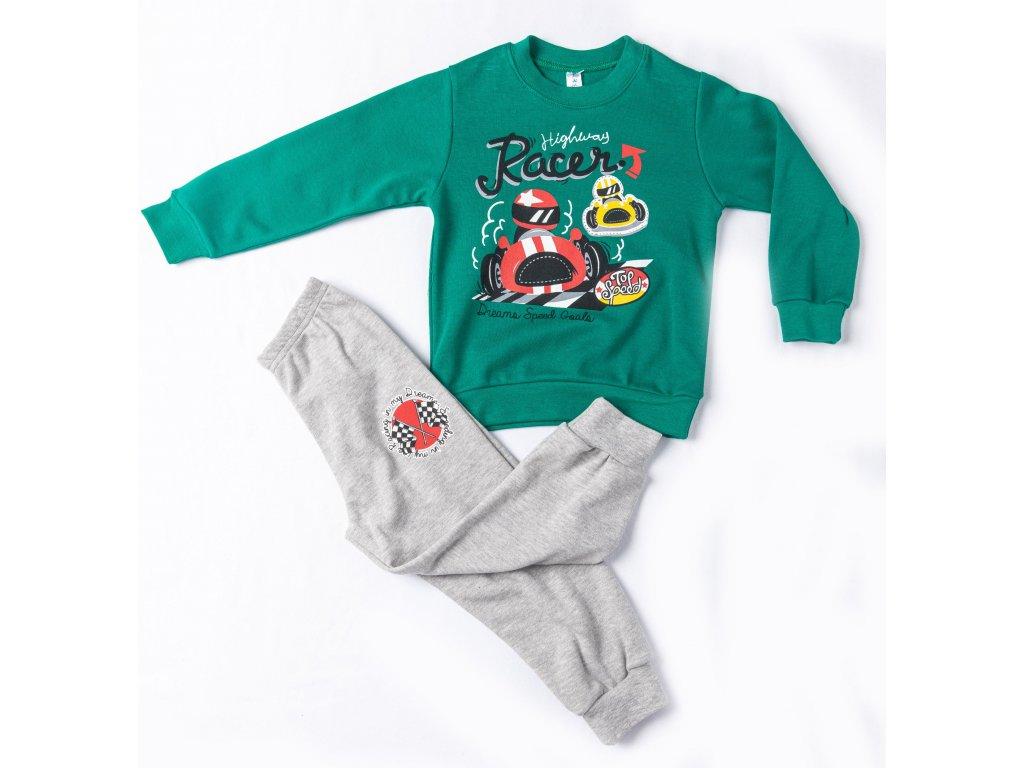 "Chlapecké pyžamo ""RACER"""