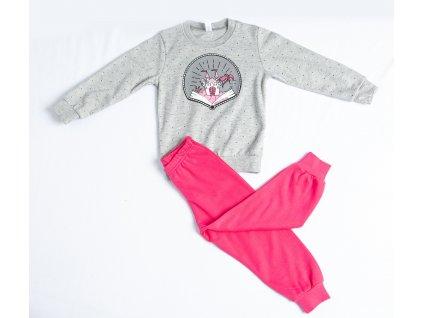 """Dívčí pyžamo """"CASTLE"""""""