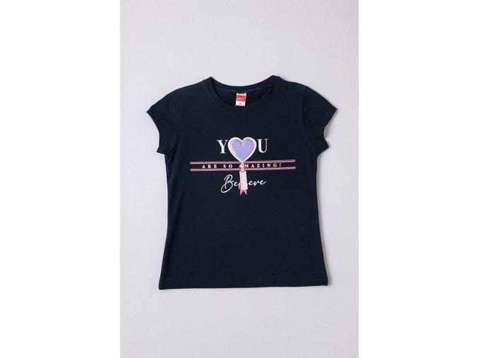 """Dívčí  tričko """"YOU"""""""