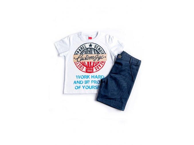 Chlapecká souprava: triko a kraťasy