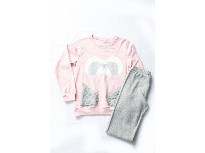 """Dívčí bavlněné pyžamo """"SWEETDREAMS"""""""