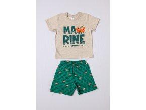 """Chlapecké pyžamo """"MARINE"""""""
