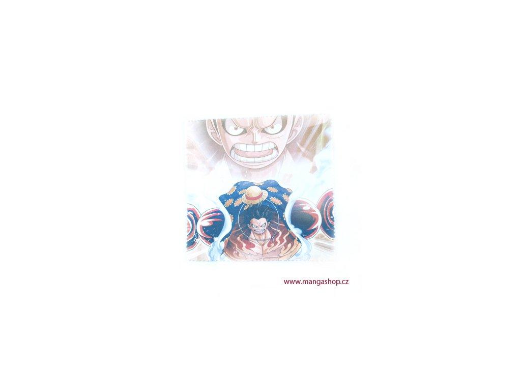 Čistící hadřík  - Luffy