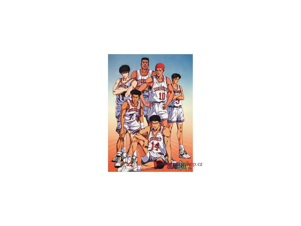 Plakát 22 - Slam Dunk
