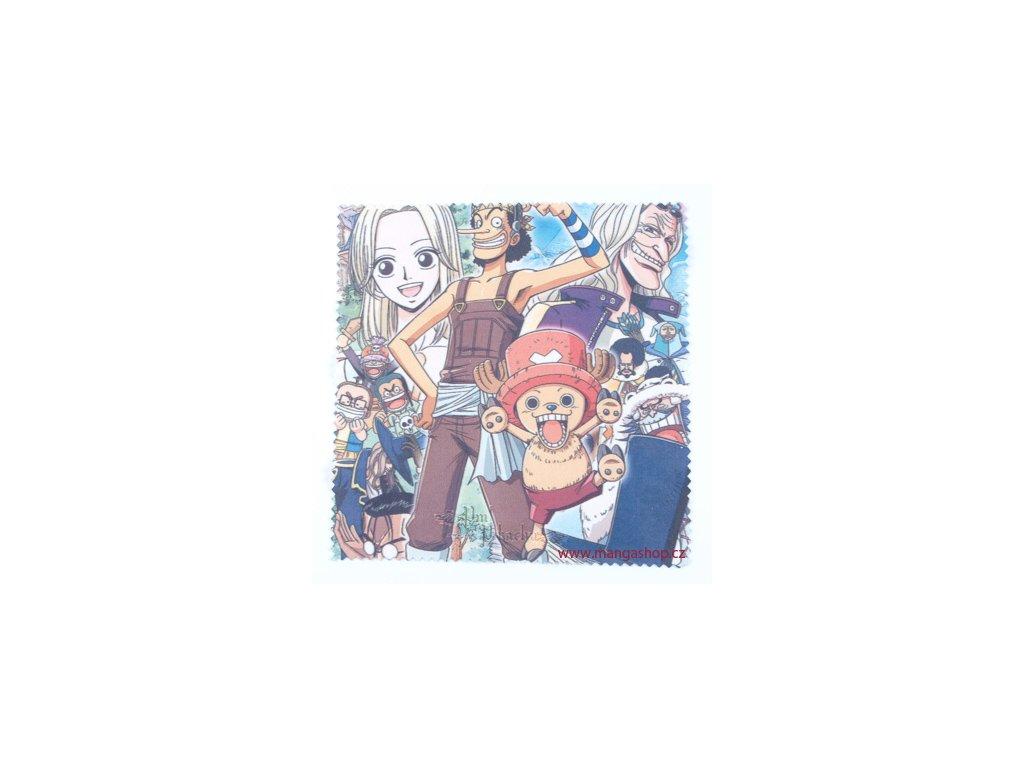 Čistící hadřík - One Piece 3