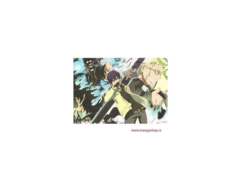 Plakát Ao no Exorcist 41