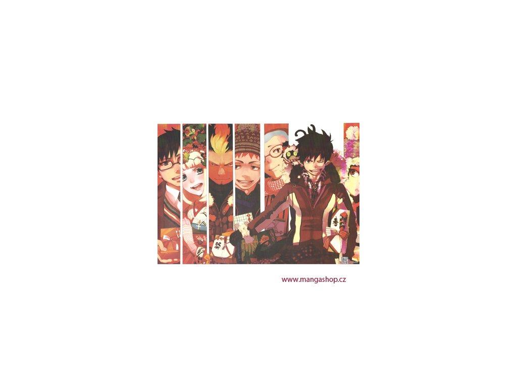 Plakát Ao no Exorcist 51