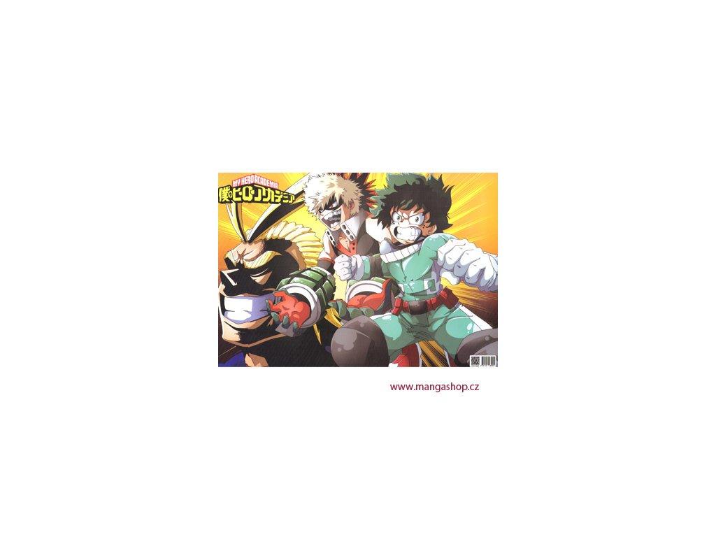 Plakát Boku no Hero Academia 14