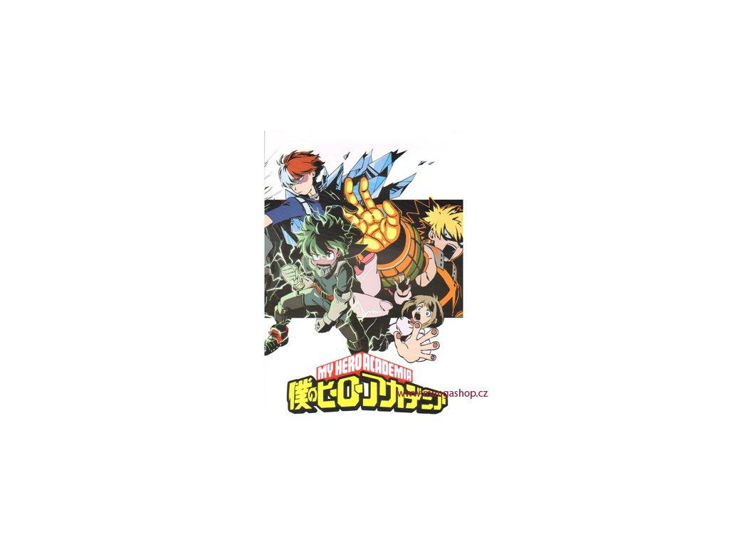 Plakát Boku no Hero Academia 28